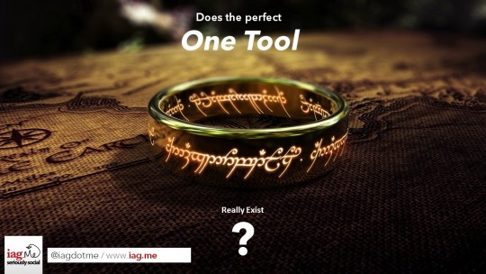 The One Tool