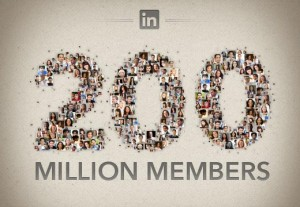 200 Million LinkedIn Users