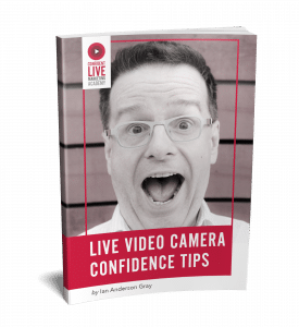 Live Video Camera Confidence Tips Cover