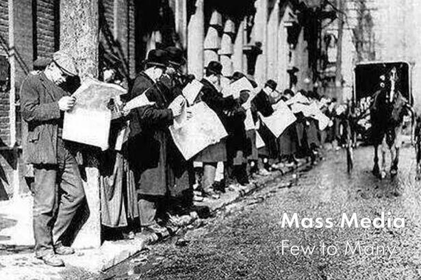 Mass Media - Few to Many