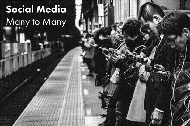 Social Media - Many to Many