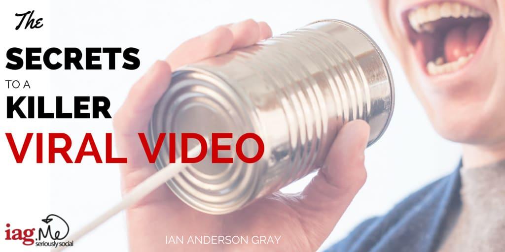 The Secrets of a Killer Viral Video