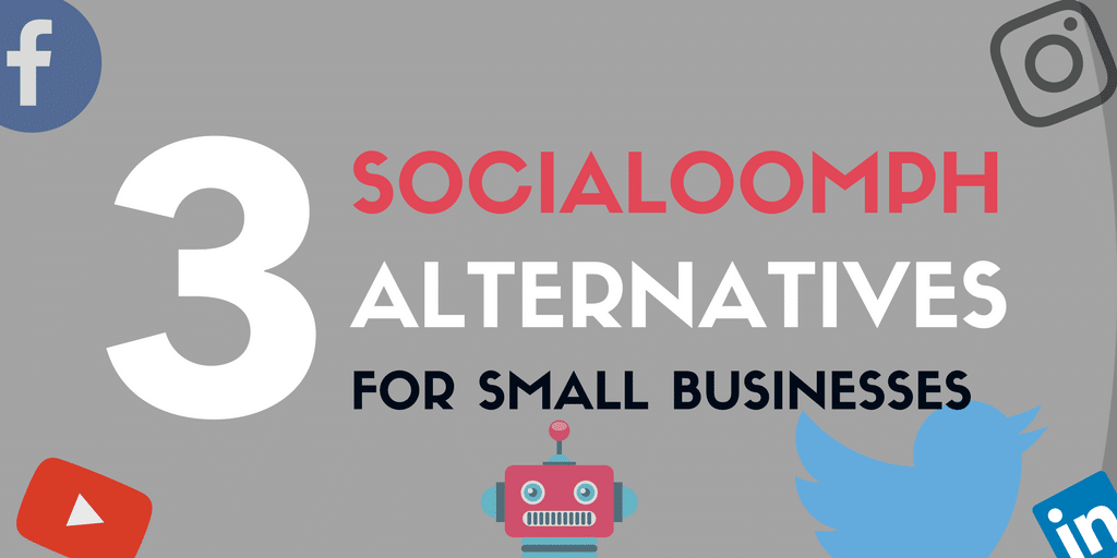 3 SocialOomph Alternatives for Small Businesses