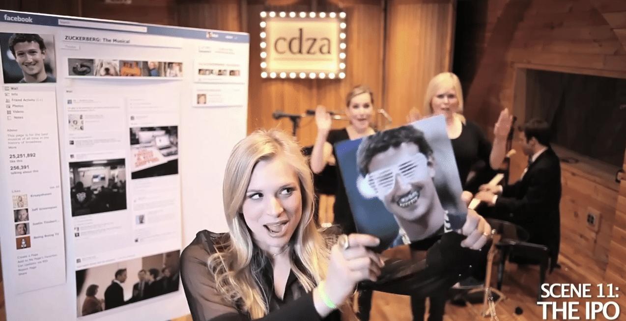 Zuckerberg: The Musical