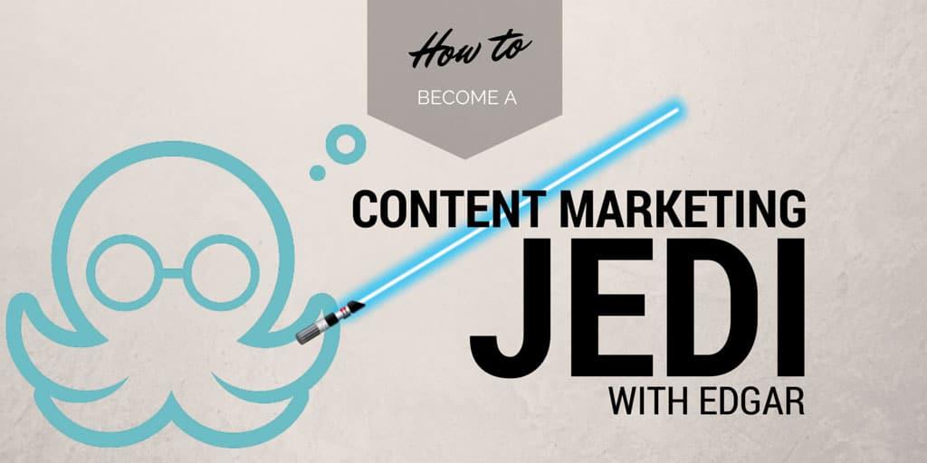 Content Marketing Jedi