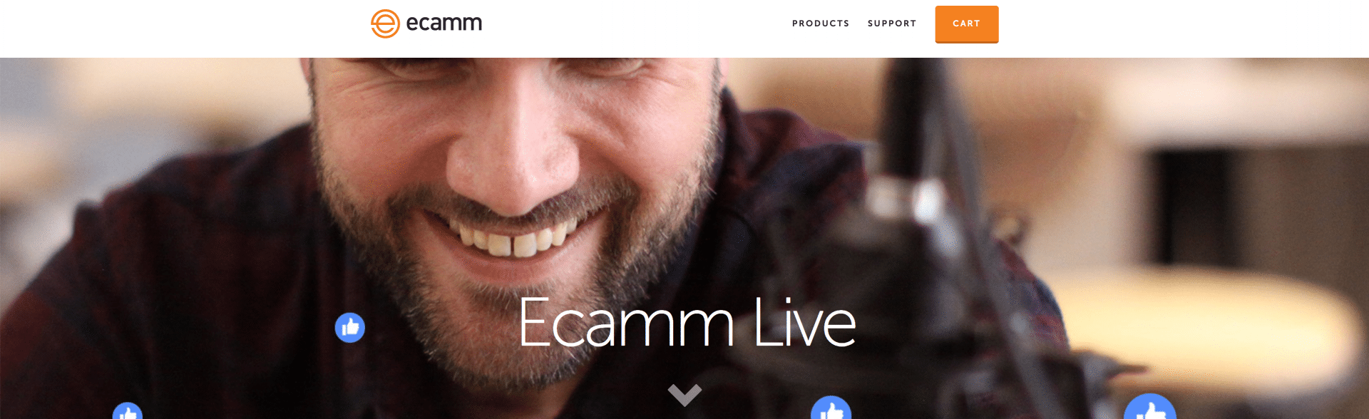 ecammlive screenshot