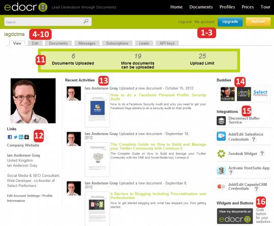 edocr-user-screen