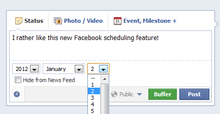 facebook-page-scheduled-post