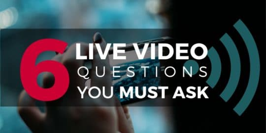 live questions