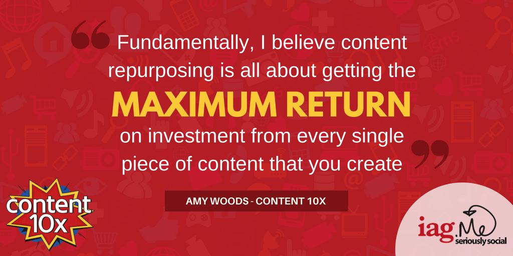 max-return-on-investment