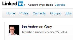 LinkedIn Join Date
