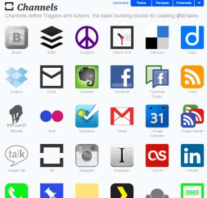 ifttt Channel Screenshot