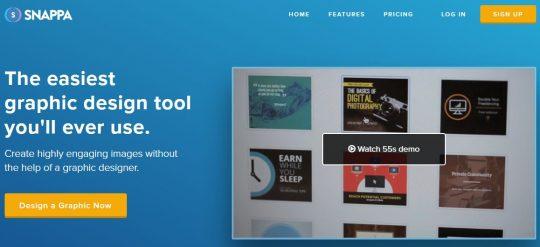 snappa graphic design