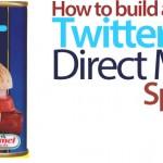 Twitter DM Spam Filter