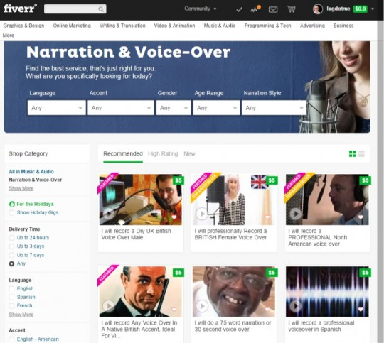 voice-over-narration