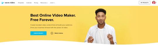 Wave Video Screencast